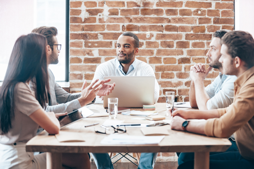 5 Ways to Foster Communication in the Workplace