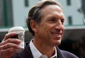 Leadership and Accountability: Howard Schultz, CEO of Starbucks