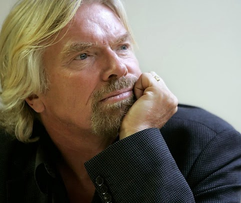 An Unconventional Leadership Style: Richard Branson, Founder and Chairman of Virgin Group