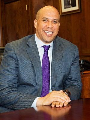 Newark Mayor Cory Booker – an Approachable Leader