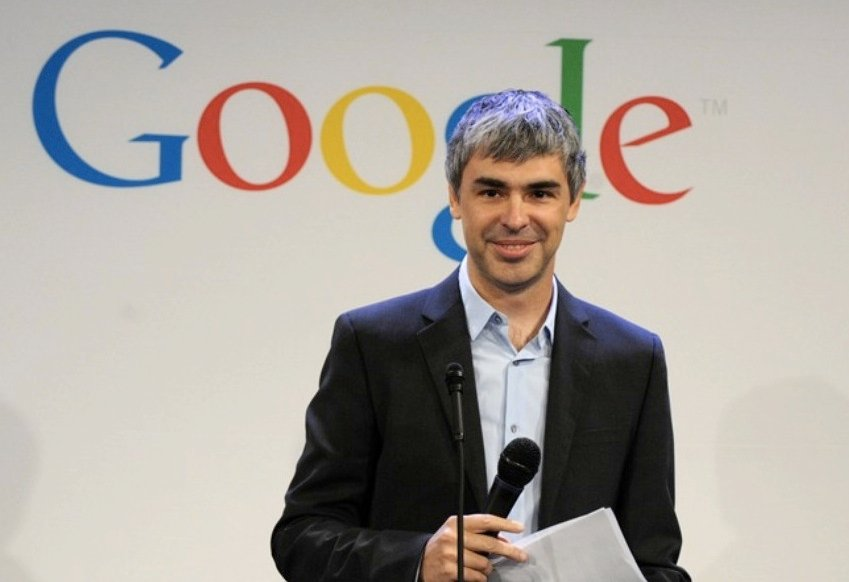 An Inspiring Leadership Style – Google CEO Larry Page