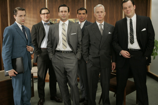 What Mad Men Can Teach Us About the Importance of Diversity